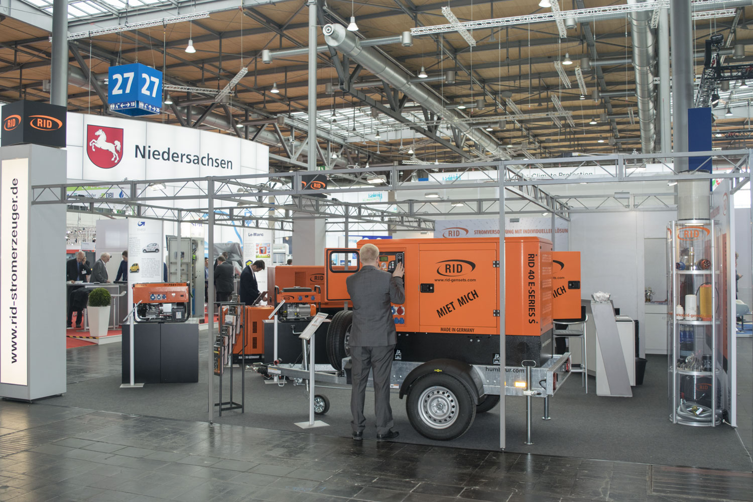 RID Messe Hannover 3
