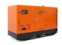 Diesel generator 100kva made in germany