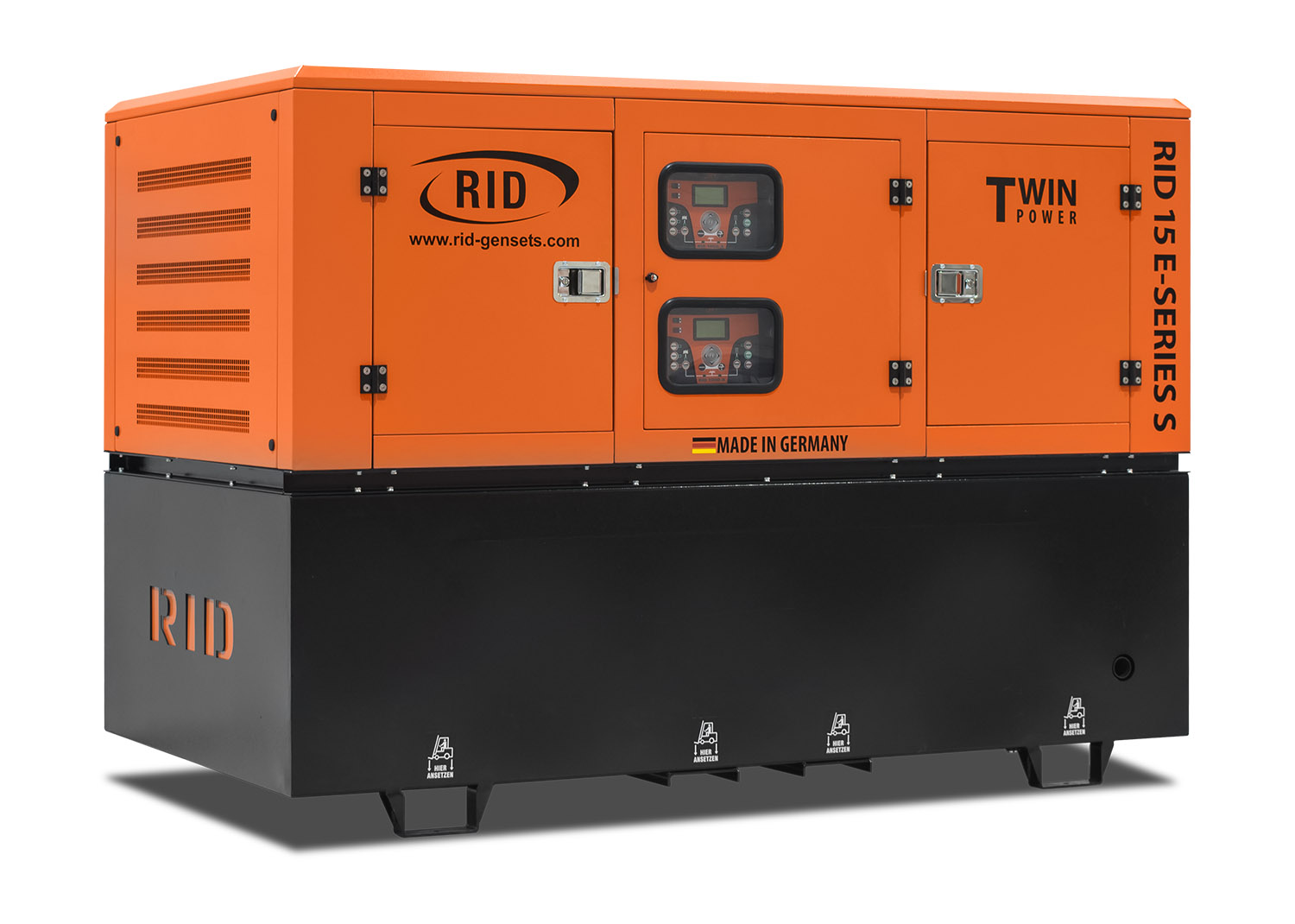 RID 15-SERIES-S TWIN POWER iso